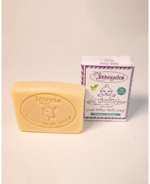Goat Whey Soap Baby Lavendel