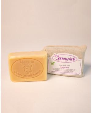 Goat Milk Soap Magnolia