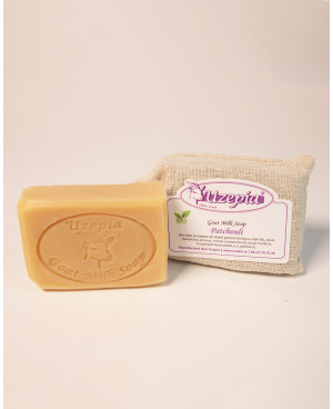 Goat Milk Soap Patchouli