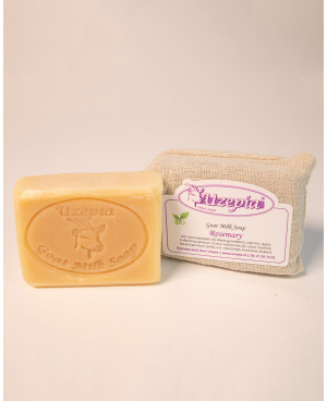 Goat Milk Soap Rosemary