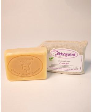 Goat Milk Soap Naturel